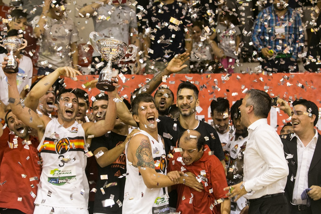 San Martín se consagró campeón del Súper 20