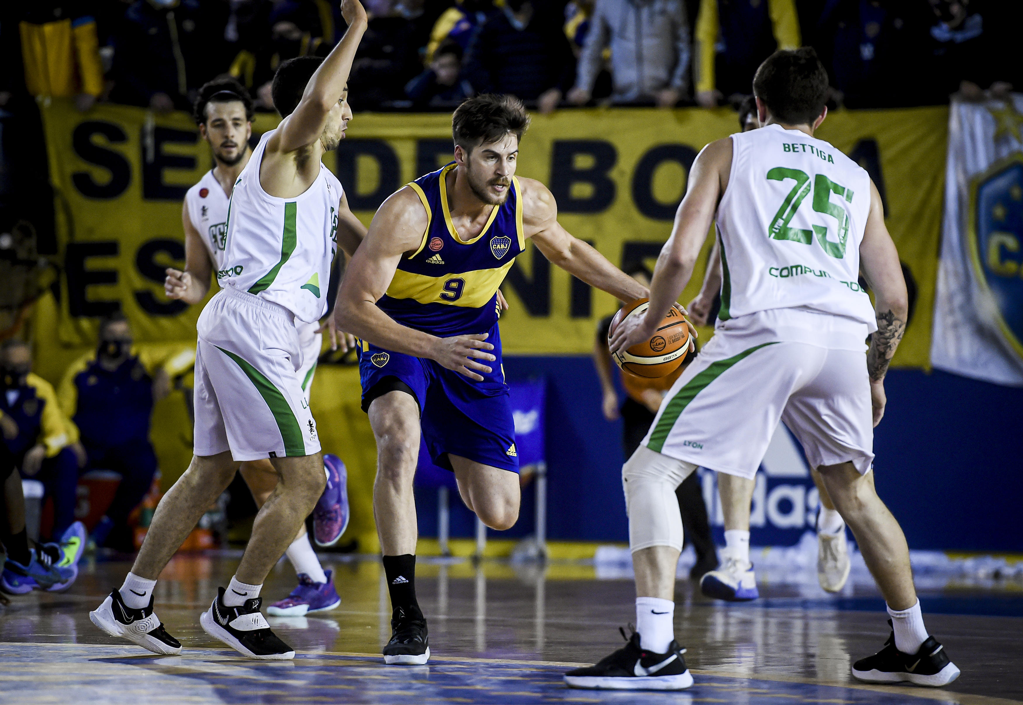 Foto: La Liga Nacional.